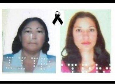 mãe e filha morrem eletrocutadas