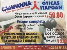 ótica-Itapuã