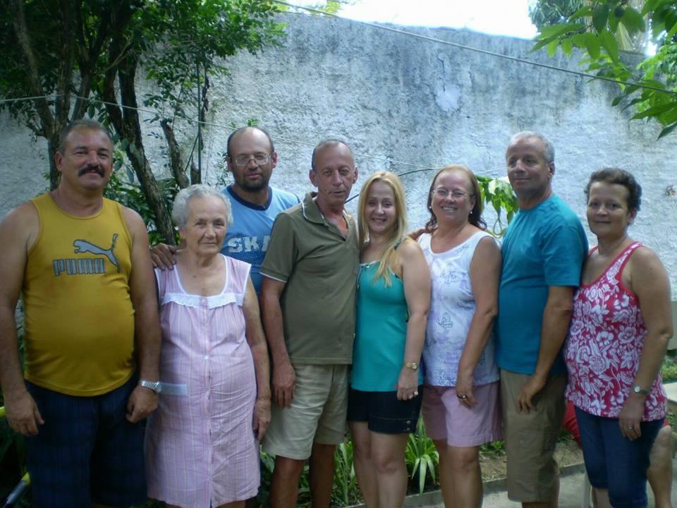 Família de Dona Angélica