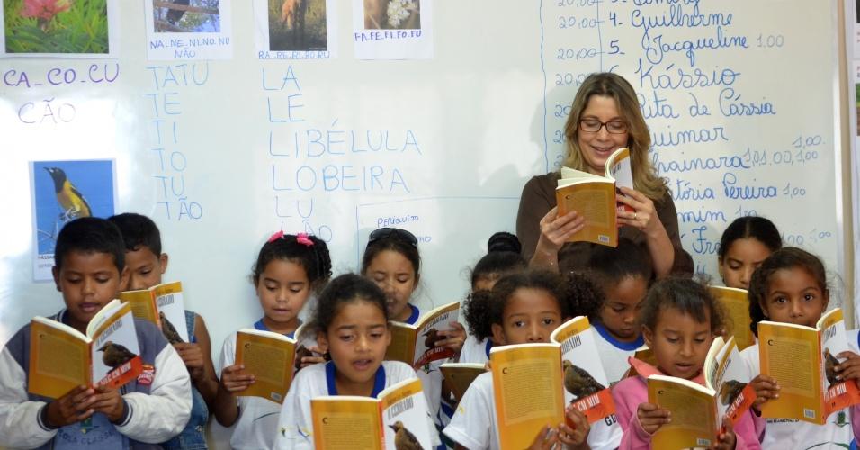 PROFESSOR EM SALA DE AULA