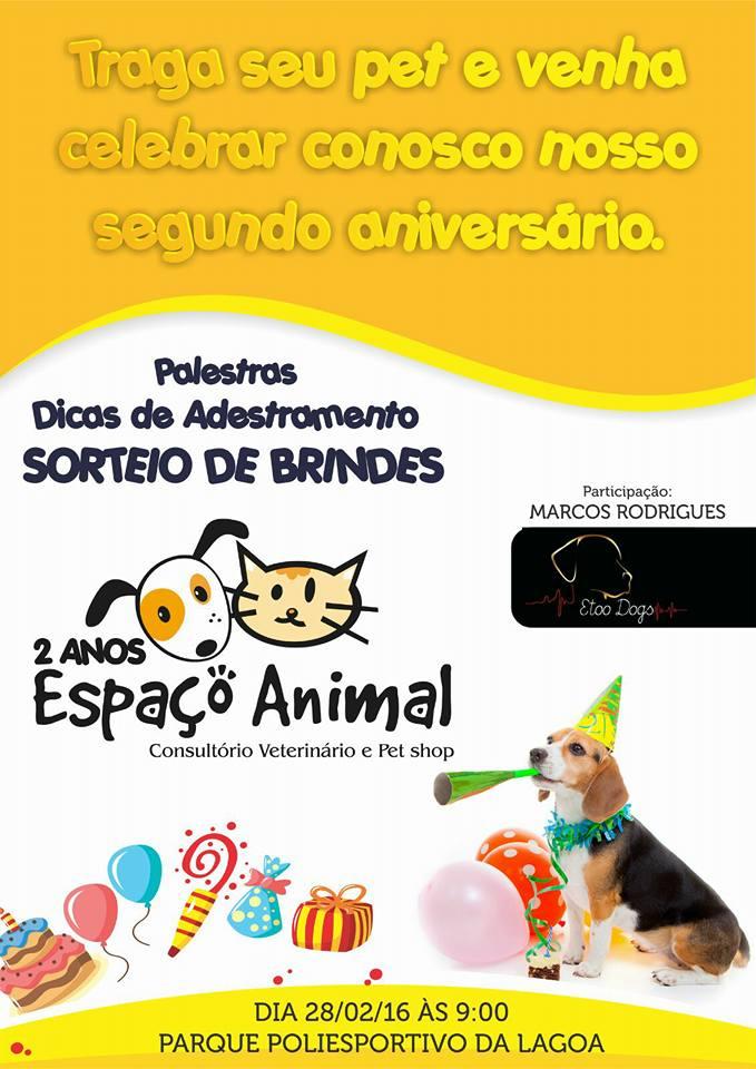Espaço Animal 1
