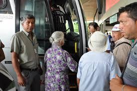 Idoso-ônibus
