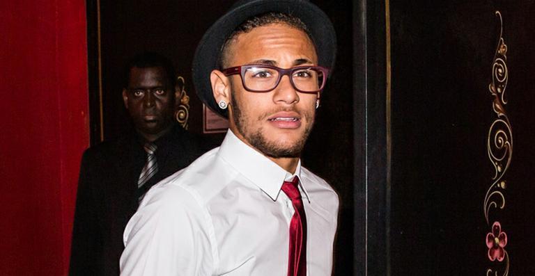 capa celular de Neymar