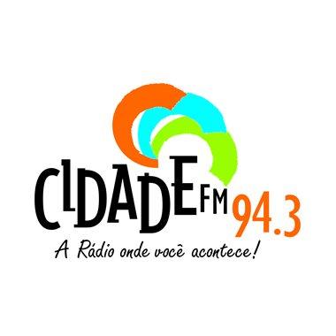 CIDADE FM LOGO